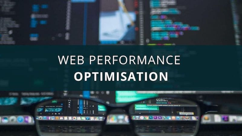 web performance optimisation