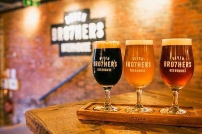 image showing seven brothers beer