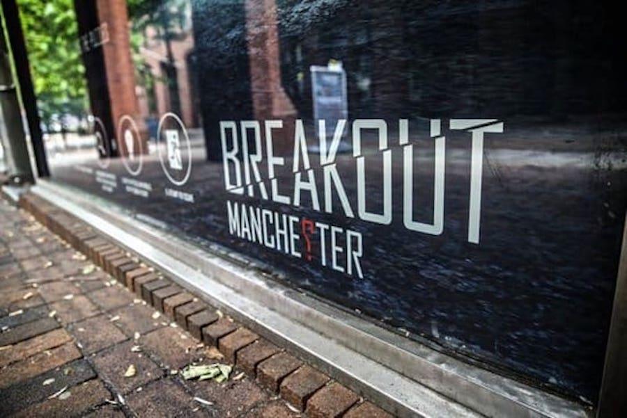 breakout manchester