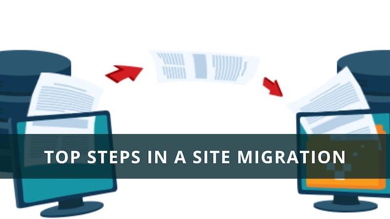 Site migration